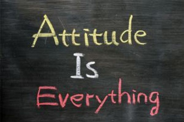 essay on attitude it changes everything