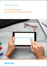 Epicor cloud