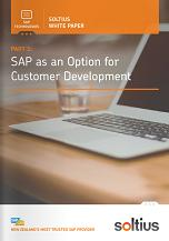 SAP for the development for business