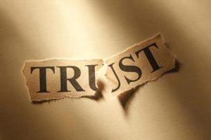 Trust in digitisation