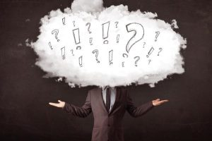 Critical questions for cloud