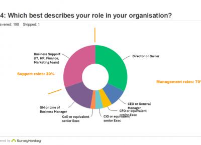 Organisational role