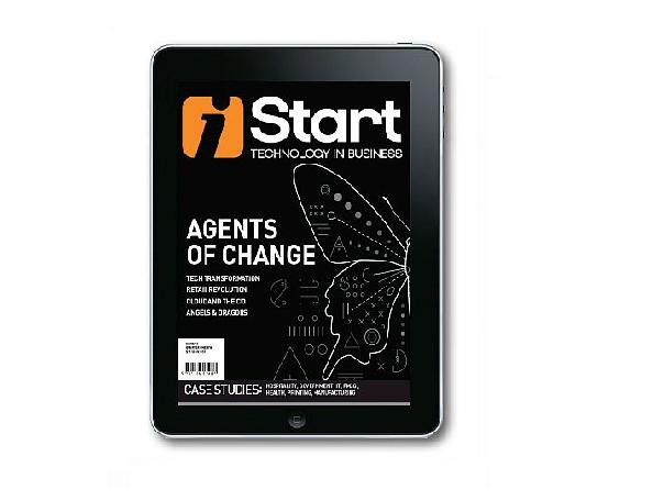 iStart magazine - The agents of change | Quarter One 2014