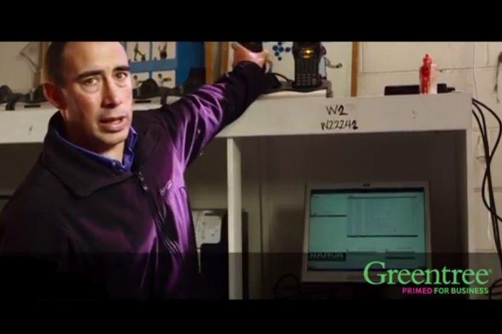 Video: Griffiths Equipment - Seamless warehousing