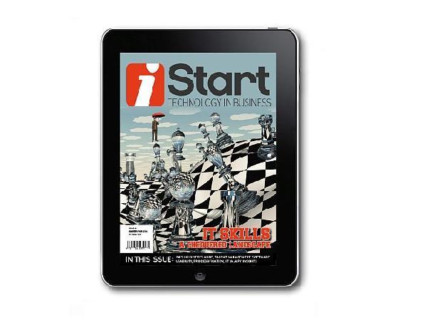 iStart magazine - IT skills - a chequered landscape | Quarter Four 2014