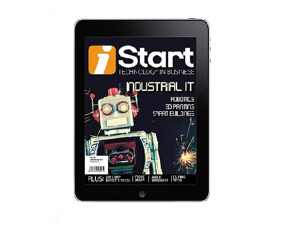 iStart magazine - Industrial IT | Quarter One 2015
