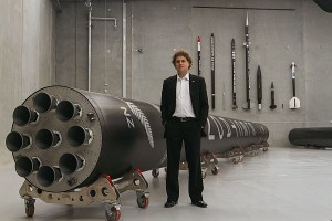 Rocket lab-Peter Beck