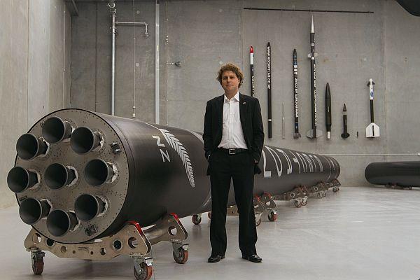 Rocket lab-Peter Beck