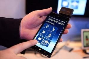 pos mobile device