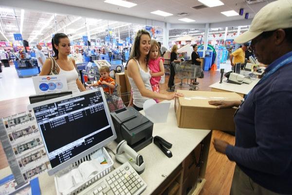 online shopping versus in store