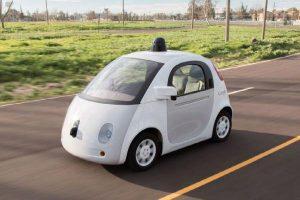 Googles driverless car