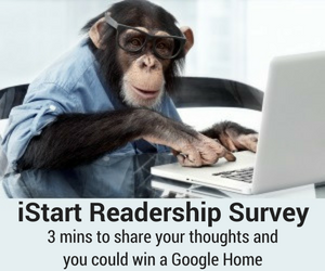 Readership survey