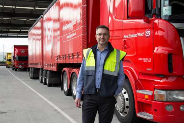 NZ Post into Oracle cloud