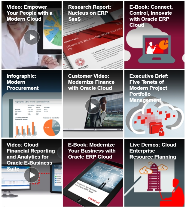 Oracle_ERP_Infowall