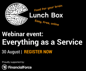 FinancialForce lunch box