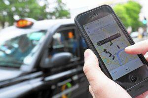 Ride Sharing Uber