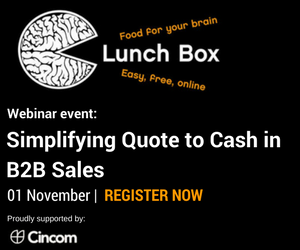 Lunch Box webinar