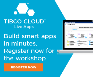 TIBCO How to build smart apps in minutes