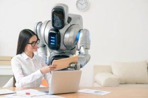Robots reconciling accounts
