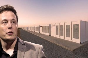 Tesla built world largest battery