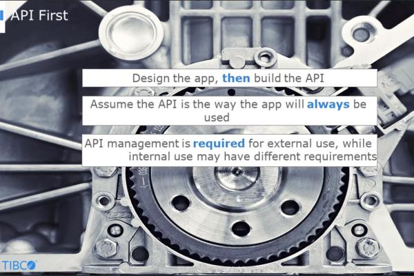 Webinar: API management for the IT Architect
