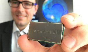 Myriota IoT transmitter