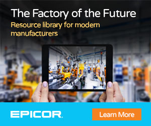 Epicor Factory of the future