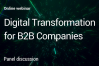 Recording -Digital transformation for B2B companies