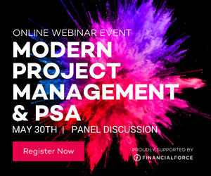 Modern project management webinar