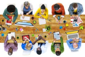 Collaboration with your peers