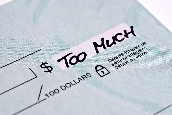 Paying too much for ERP_MedaTech
