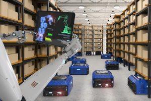 Supply chain management_robotics