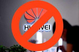 Australia banned Huawei