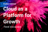Cloud as a platform for growth video