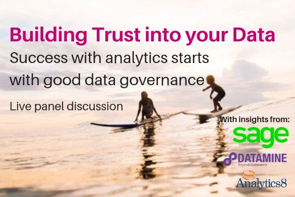 Building Trust into your Data