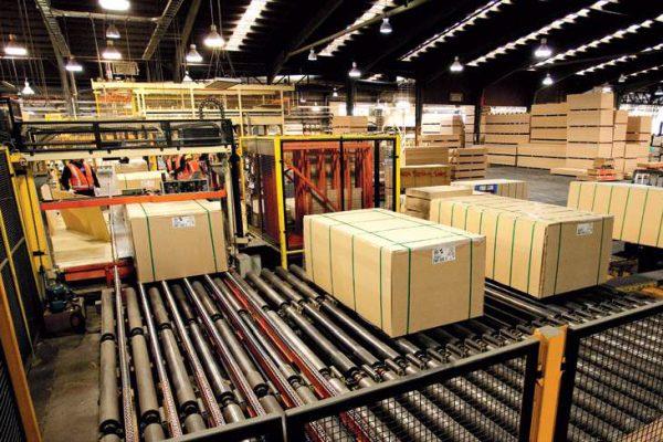 Daiken MDF manufacturing