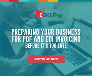 Prepare your business for EDI and PDF invoicing