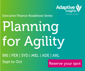 Adaptive Insights roadshow series