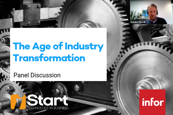 The Age of Industry Transformation