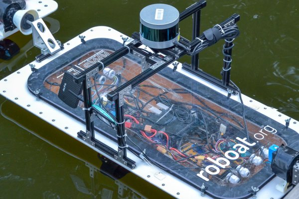 Taking robots to the water for on-demand autonomous infrastructure