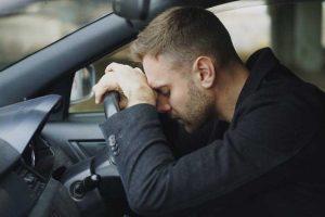 uber driver stress_algorithms