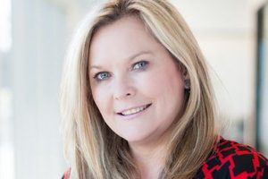 Pip Marlow, Salesforce Australia and New Zealand CEO