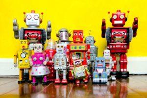 Robots future_Fuji Xerox
