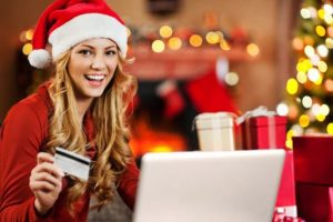 Christmas retail shopping vs online Accenture Interactive NZ