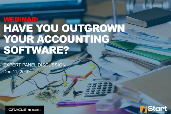 Have you Outgrown your Accounting Software?