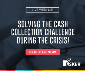 Solving the cash collection challenge during the crisis webinar series