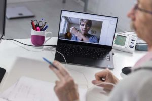 Telehealth for medical professionals