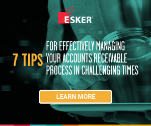 Seven tips for effectively managing your accounts receivable process in challenging times