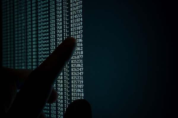 Drowning in dark data