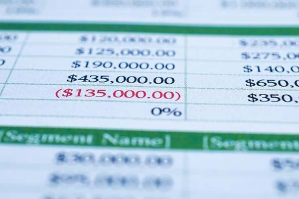 Five excel tips for budgeting-insightsoftware